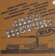 Benny Goodman / Sidney Bechet / Scott Joplin a.o. - Jazz History 10 LPs