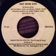 Bennie Golson, Art Blakey & The Jazz Messengers - Crazy Driving Blues