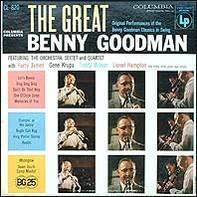Benny Goodman - The Great Benny Goodman