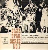Benny Goodman And His Orchestra - Jazz Star Serie No. 7