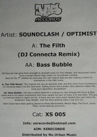 Benny Page / Optimist - The Filth (Connecta Remix) / Bass Bubble