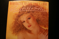 Bernadette Peters - Dedicated To The One I Love