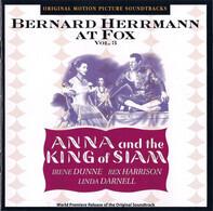Bernard Herrmann - Bernard Herrmann At Fox, Volume 3: Anna And The King Of Siam