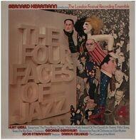 Bernard Herrmann Conducting The London Festival Recording Ensemble - The Four Faces of Jazz