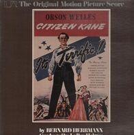 Bernard Herrmann - Citizen Kane (The Original Motion Picture Score)