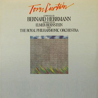 Bernard Herrmann , Elmer Bernstein , The Royal Philharmonic Orchestra - Torn Curtain