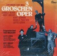 Bertolt Brecht, Kurt Weill - 3 Groschen Oper