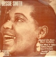 Bessie Smith - Masters of the Blues Volume 7