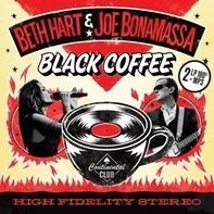 Beth Hart /Joe Bonamassa - Black Coffee (2lp Black 180 Gr.+bonustrack+mp3)