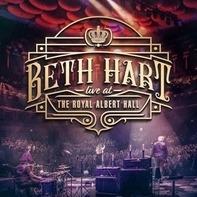 Beth Hart - Live At The Royal Albert Hall (3lp 180gr.Black+mp)