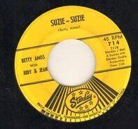 Betty Amos with Judy & Jean - Suzie-Suzie / Steeplejack