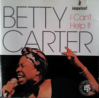 Betty Carter - I Can't Help It