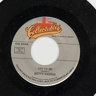 Betty Harris / Della Reese - Cry To Me / And That Reminds Me