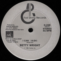 Betty Wright - I Can