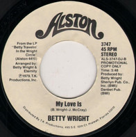 Betty Wright - My Love Is