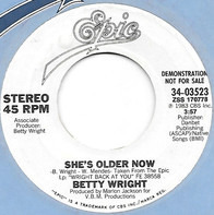 Betty Wright - She's Older Now