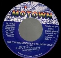 Bettye Lavette - Right In The Middle (Of Falling In Love)