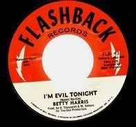 Betty Harris - I'm Evil Tonight