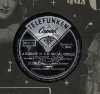 Betty Hutton - Doctor, Laywer, Indian Chief/ A square...