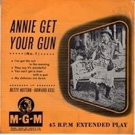 Betty Hutton • Howard Keel - Annie Get Your Gun (No. 1)