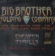 Big Brother & The Holding CO - CHEAPER THRILLS
