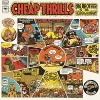 Big Brother & The Holding Company Featuring Janis Joplin - Cheap Thrills