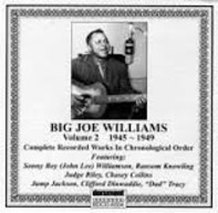Big Joe Williams - Volume 2 1945 - 1949