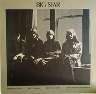 Big Star - The September Gurls EP