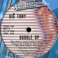 Big Tony - Bubble Up