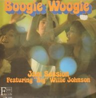 Big Willie Johnson - Boogie Woogie Jam Session
