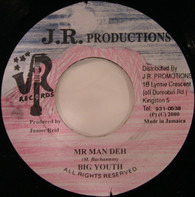 Big Youth - Mr Man Deh