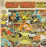 Big Brother & The Holding Co. Janis Joplin - Cheap Thrills