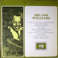 Big Joe Williams - Big Joe Williams