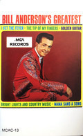 Bill Anderson - Bill Anderson's Greatest Hits