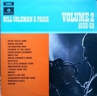 Bill Coleman - Bill Coleman À Paris 1936-38 Volume 2