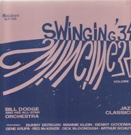 Bill Dodge and his All-Star Orchestra - Swinging '34, Volume 1