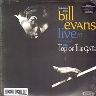 Bill Evans - Selections From Live At Art D'Lugoff's Top Of The Gate