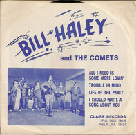Bill Haley And His Comets - All I Need Is Some More Lovin'