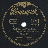 Bill Haley And His Comets - Rock Around The Clock / A.B.C. Boogie