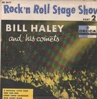 Bill Haley And His Comets - Rock'n Roll Stage Show Part 2