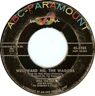 Bill Hayes - Westward Ho, The Wagons