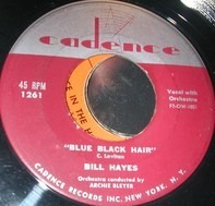 Bill Hayes - The Berry Tree / Blue Black Hair