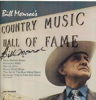 Bill Monroe - Bill Monroe's Country Music Hall Of Fame