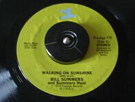 Bill Summers & Summers Heat - Walking On Sunshine