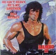 Bill Medley / Giorgio Moroder - He Ain't Heavy, He's My Brother / The Bridge (Instrumental Version)