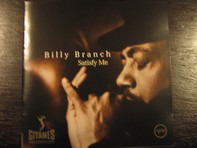 Billy Branch - Satisfy Me