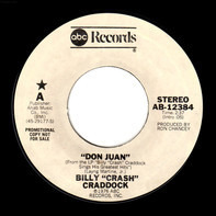 Billy 'Crash' Craddock - Don Juan