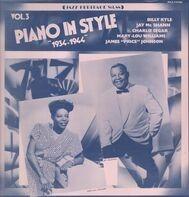 Billy Kyle, Jay Mc Shann u.a. - Piano in Style Vol. 3 '1934-1944'
