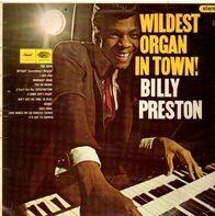 Billy Preston - Wildest Organ In Town!