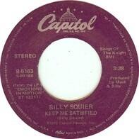 Billy Squier - The Stroke / Too Daze Gone